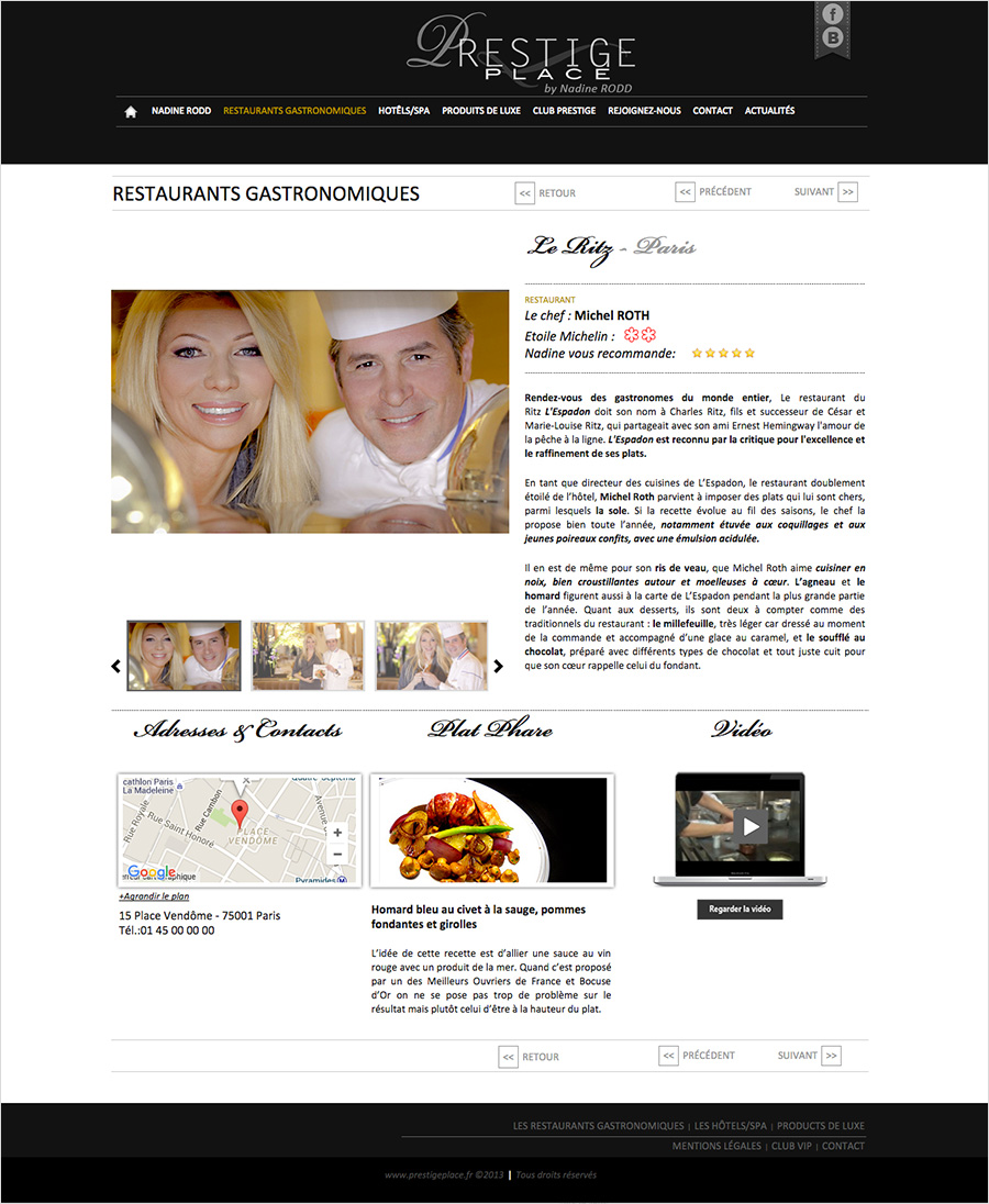 Page Restaurant