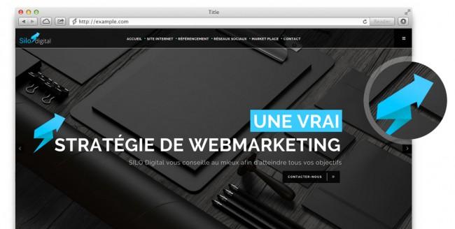 ScreenShot Site Internet